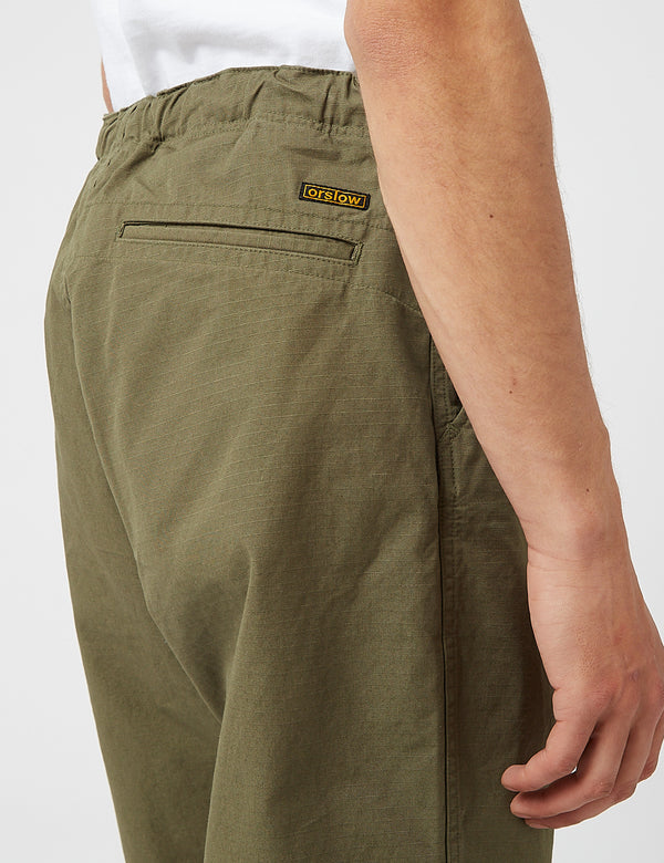 orSlow New Yorker Hose - Army Green