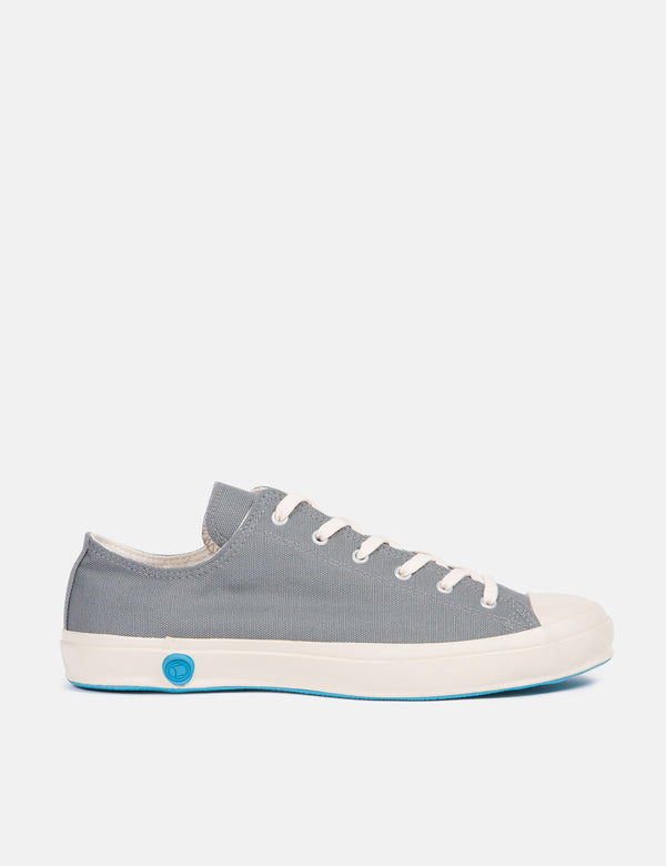 Shoes Like Pottery 01JP Low Trainers (Canvas) - Grey