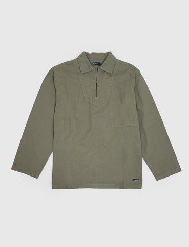Armor Lux Heritage Smock Jacket - Orto Green - Article