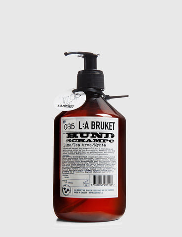 L:A Bruket Dog Shampoo - Lime/Tea Tree/Mint