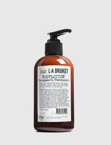 L:A Bruket Body Lotion (250ml) - Bergamot/Patchouli