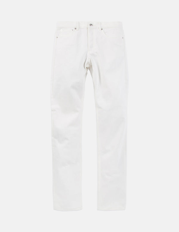 A.P.C. Petit Standard Jeans (Slim Straight) - White