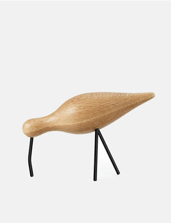 Normann Copenhagen Shorebird (Large) - Oak Black