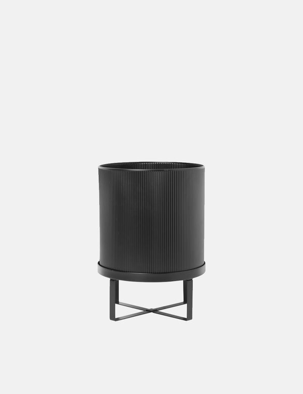 Ferm Living Bau Pot (Large) - Black