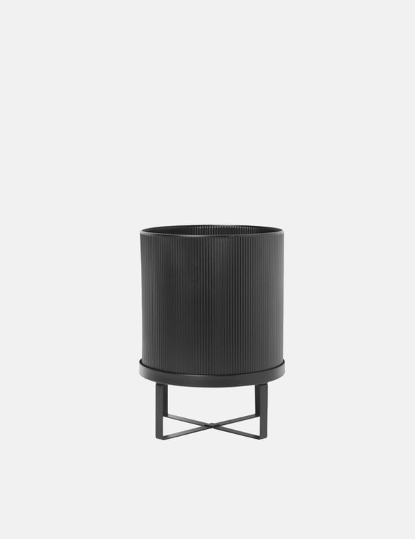 Ferm Living Bau Pot (Small) - Black