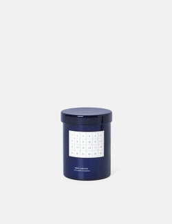 Ferm Living Christmas Calendar Scented Candle - Blue