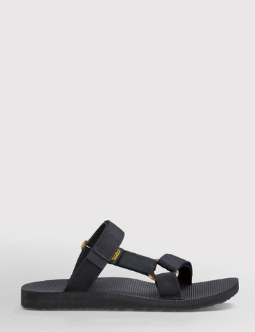 Teva Mens Universal Slide - Black