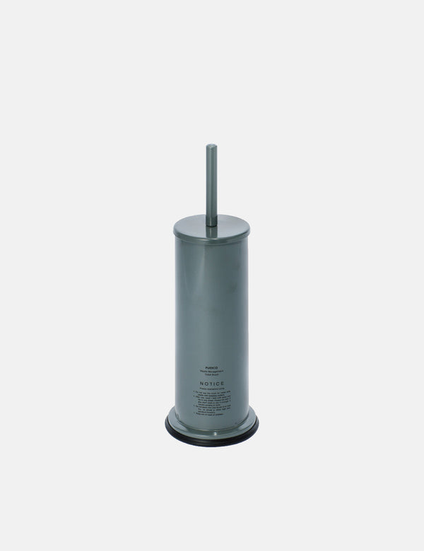 Puebco Toilet Brush - Grey