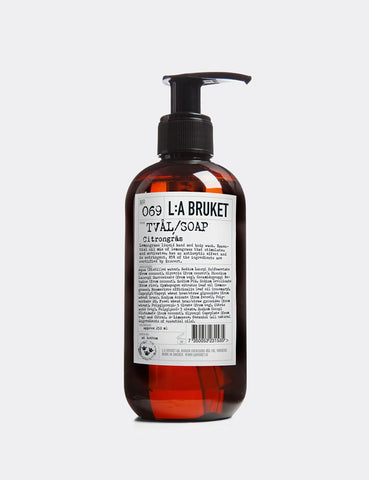 L:A Bruket Hand & Body Wash (450ml) - Citron/Lemongrass