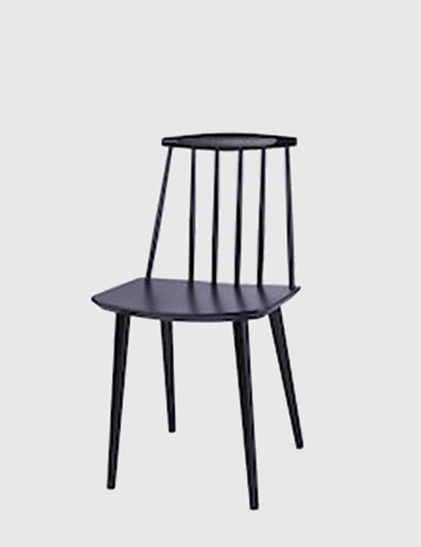 Hay J77 Chair - Black