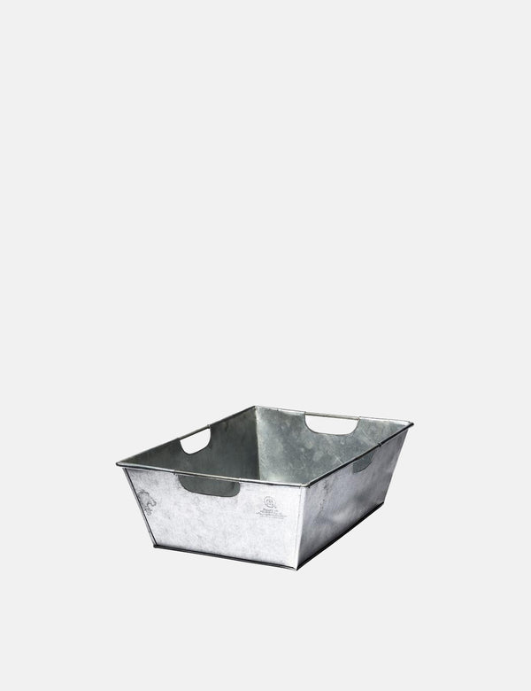 Puebco Steel Storage Box (Small) - Steel