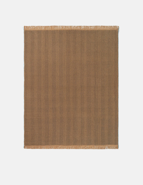 Ferm Living Herringbone Blanket - Zuckertang