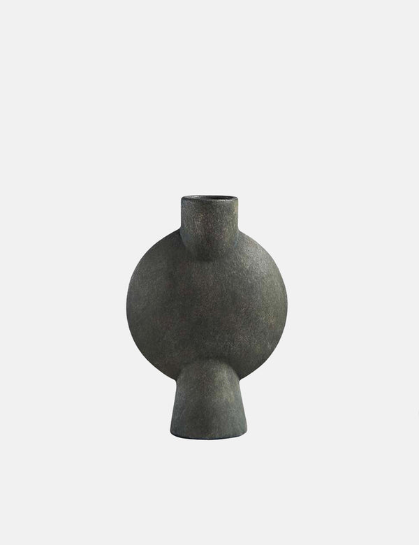 101 Copenhagen Sphere Vase Bubl (Mini) - Dark Grey