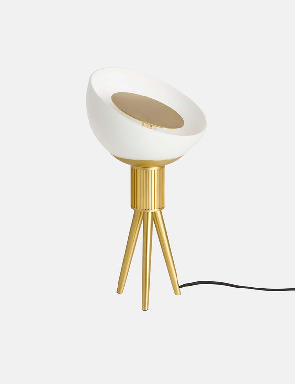 101 Copenhagen Moonraker Table Lamp - Brass