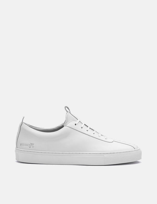 Grenson Sneakers No.1 (Leather) - White