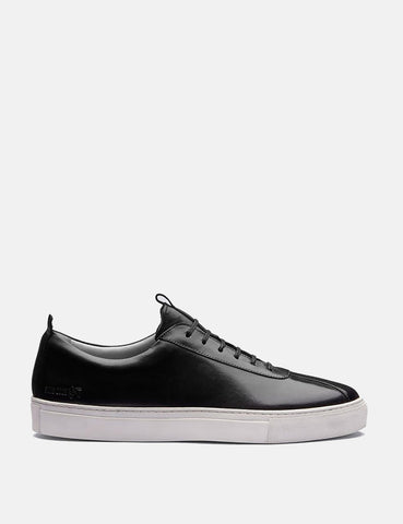 Grenson Sneakers No. 1 - Black/White