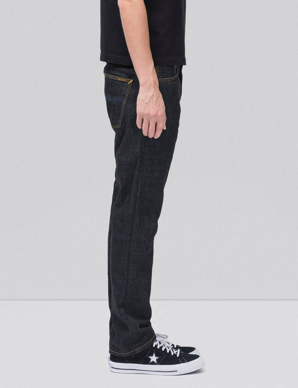 Nudie Sleepy Sixteen Jeans(Relaxed Straight)-リンス