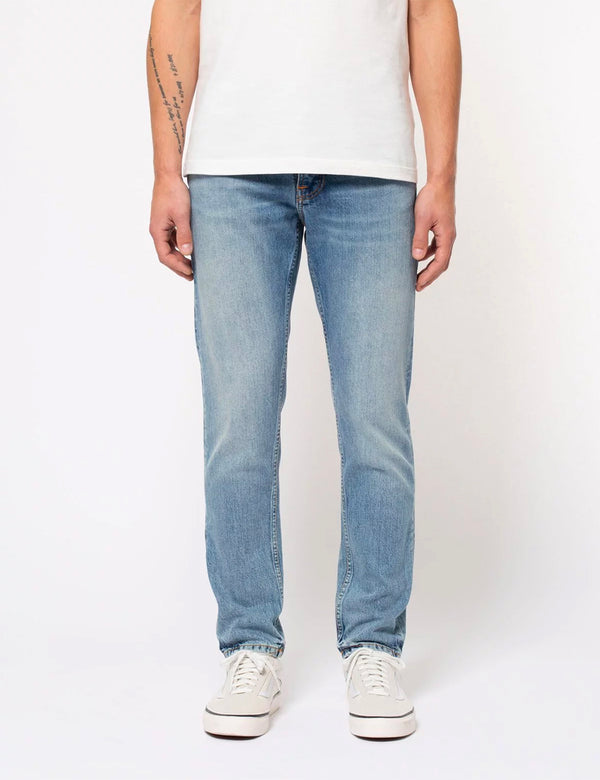 Nudie Steady Eddie II Jeans - Sonntags Blues