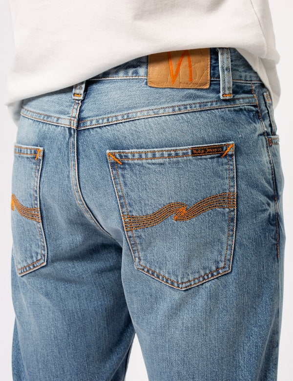 Nudie Steady Eddie II Jeans - Sunday Blues