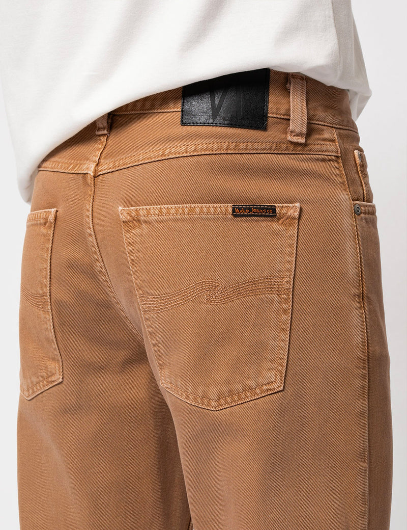Nudie Steady Eddie II Jeans - Desert Worn