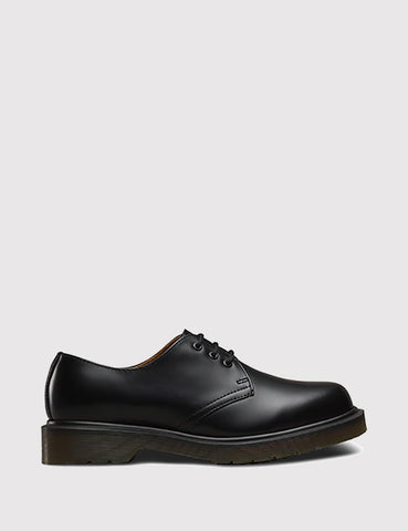 Dr Martens 1461 Plain Welt Shoes (11839002) - Black Smooth - Article