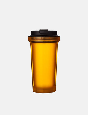 Rivers Wallmug Tumbler Bearl Coffee Cup - Yellow