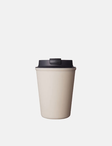 Rivers Wallmug Sleek Coffee Cup - Beige