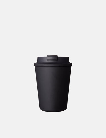 Rivers Wallmug Sleek Coffee Cup - Black