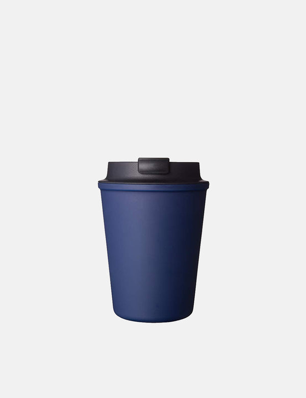 Rivers Wallmug Sleek Coffee Cup - Navy