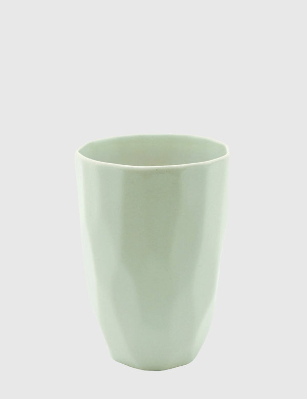 Liv Interior Cubic Mug - Lime Green