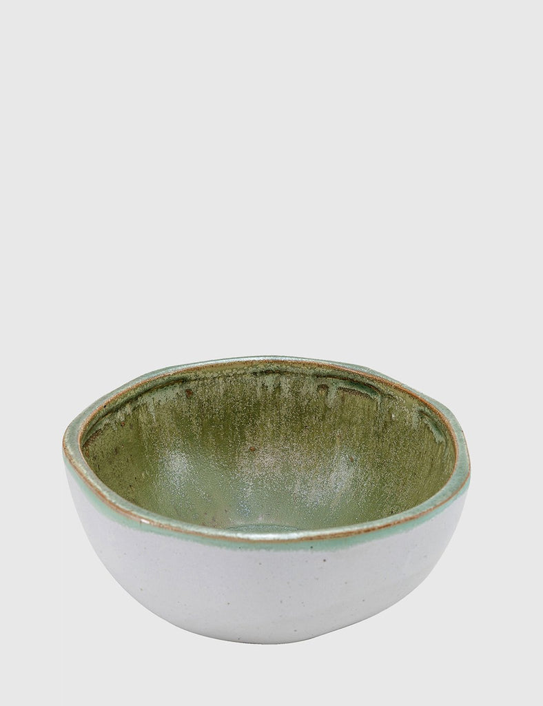 Liv Interior Bowl - Green Glaze