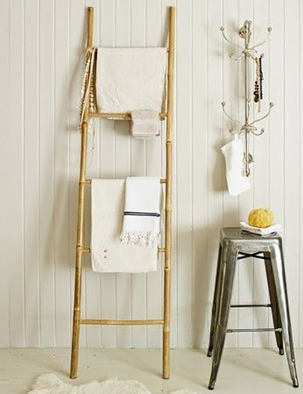 Broste Copenhagen Relax Decorative Bamboo Ladder - Natural