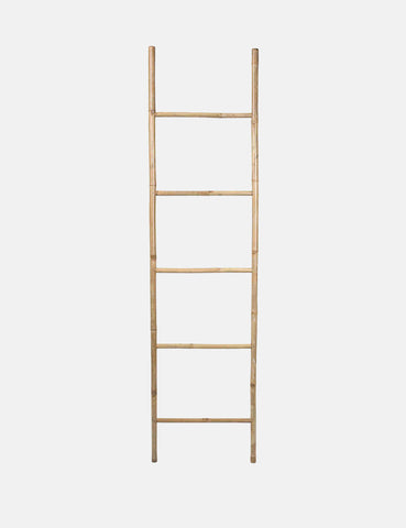 Broste Copenhagen Relax Decorative Bamboo Ladder - Natural - Article