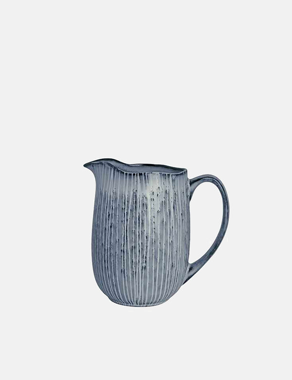 Broste Copenhagen Nordic Sea Milk Jug (Large) - Sea Grey