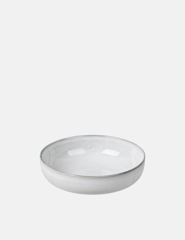 Broste Copenhagen Nordic Sand Bowl - Grey - Article