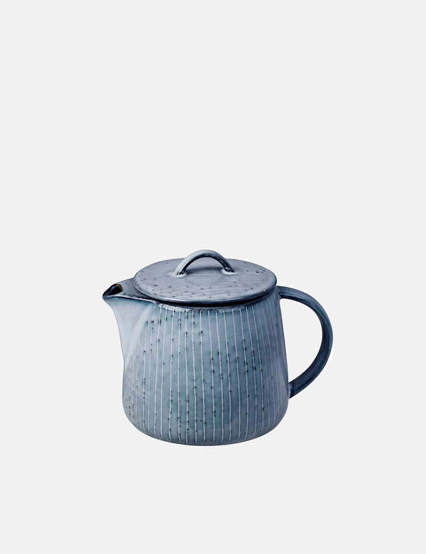 Broste Copenhagen Nordic Sea Tea Pot - Sea Grey
