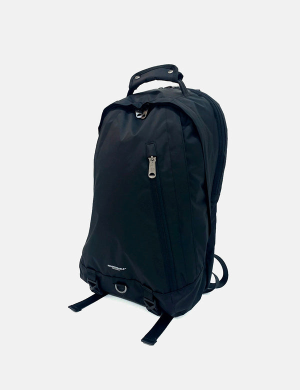 Indispensable Daypack Swing Bag (ECONYL) - Black