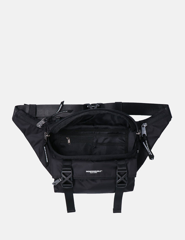 Indispensable Attach Belt Bag (ECONYL) - Black
