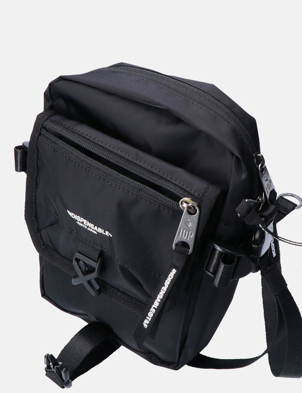 Indispensable Buddy Shoulder Bag (ECONYL)  - Black