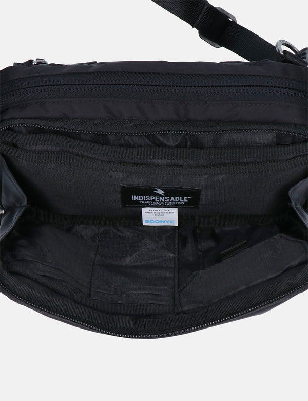 Indispensable Wizz Multi Pouch Bag (ECONYL) - Black