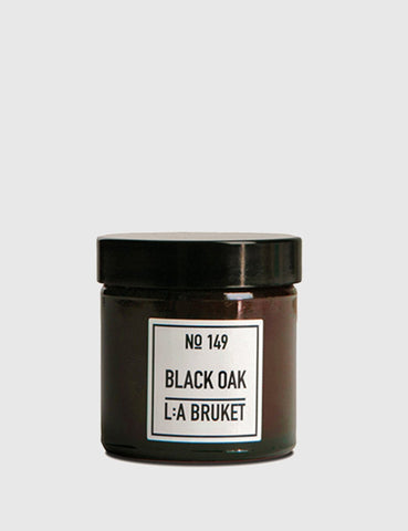L:A Bruket Candle (50g) - Black Oak