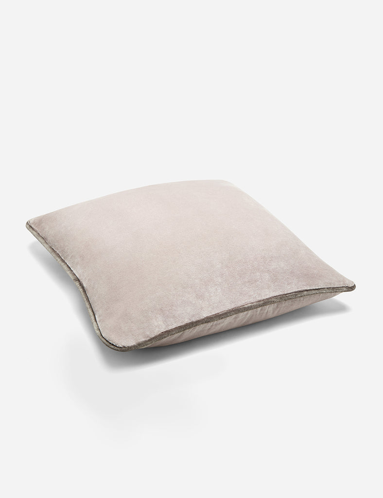Liv Interior Velvet Cushion (45cm) - Sand