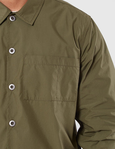 Universal Works Uniform Shirt - Olive Green