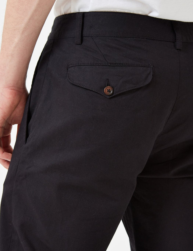 Universal Works Aston Trousers - Black