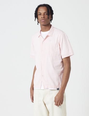 Universal Works Road shirt - Strawberry