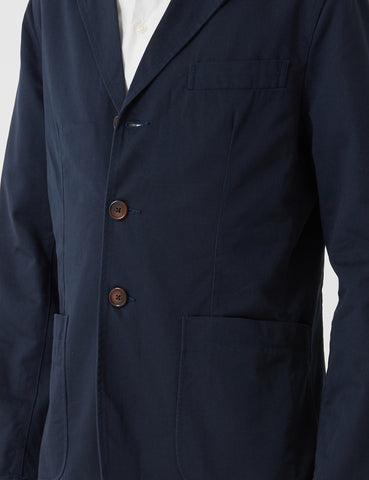 Universal Works London Jacket - Navy Twill