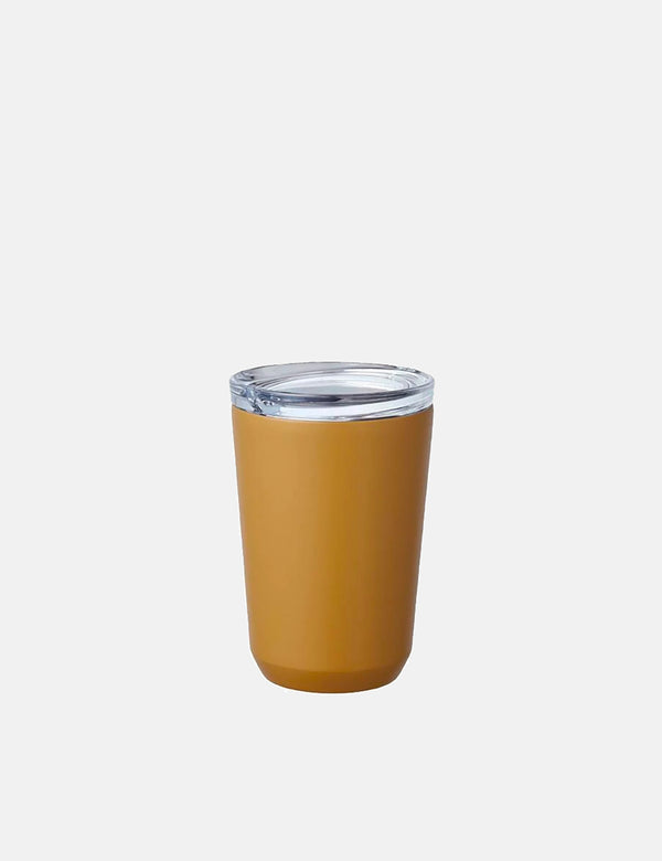Kinto To Go Tumbler (360ml) - Coyote
