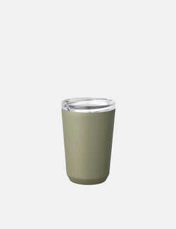 Kinto To Go Tumbler (360ml) - Khaki Green