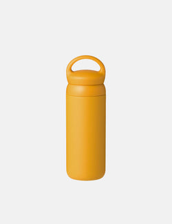 Kinto Day Off Tumbler (500ml) - Mustard