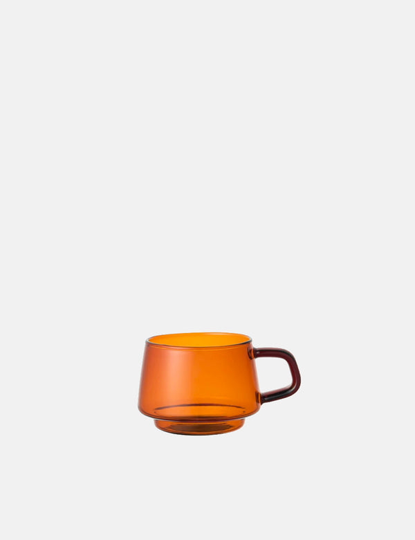 Kinto Sepia Cup (270ml) - Amber